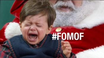 Verizon NFL Mobile TV Spot, '#FOMOF: Santa Claus' - 285 commercial airings