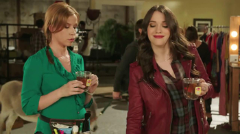 Lipton Natural Energy Tea TV Spot Featuring Kat Dennings - Thumbnail 10