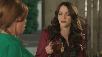 Lipton Natural Energy Tea TV Spot Featuring Kat Dennings - Thumbnail 4