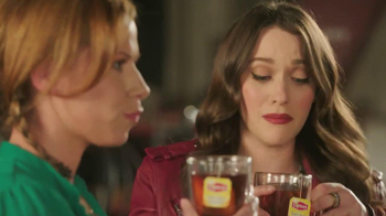 Lipton Natural Energy Tea TV Spot Featuring Kat Dennings - Thumbnail 8