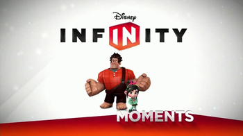 Disney Infinity TV Spot, 'Wreck-It Ralph' - Thumbnail 2