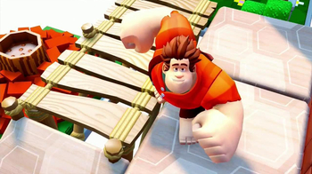 Disney Infinity TV Spot, 'Wreck-It Ralph' - Thumbnail 5