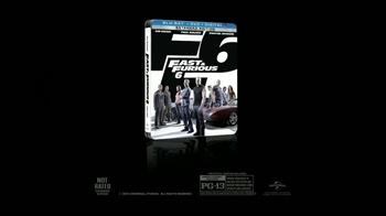 Fast & Furious 6 Blu-ray and DVD TV Spot - Thumbnail 8