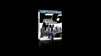 Fast & Furious 6 Blu-ray and DVD TV Spot - Thumbnail 1
