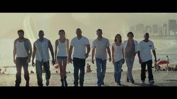 Fast & Furious 6 Blu-ray and DVD TV Spot - Thumbnail 6