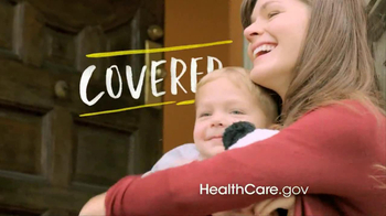 HealthCare.gov TV Spot, 'Covered'