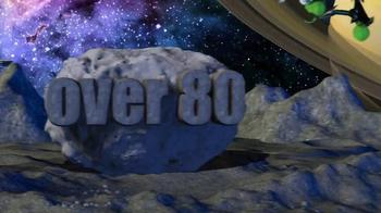 Crayola Digital Light Designer TV Spot, 'Outer Space' - Thumbnail 4