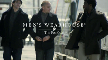 Men's Wearhouse TV Spot, 'The Pea Coat' - 443 commercial airings