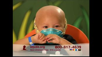 St. Jude Children's Research Hospital TV Spot, 'Become a Partner'  - Thumbnail 6