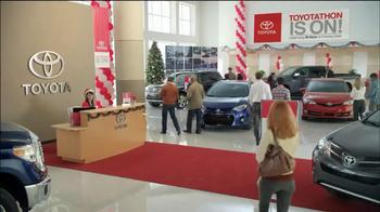 Toyota Toyotathon TV Spot, 'Amazing Deals' - Thumbnail 1