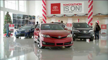 Toyota Toyotathon TV Spot, 'Amazing Deals' - Thumbnail 9