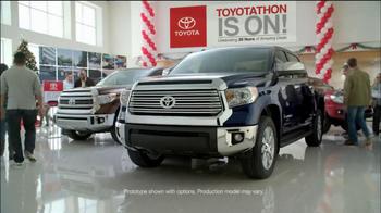 Toyota Toyotathon TV Spot, 'Amazing Deals' - Thumbnail 4