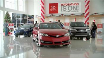 Toyota Toyotathon TV Spot, 'Amazing Deals' - Thumbnail 6