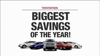 Toyota Toyotathon TV Spot, 'Amazing Deals' - Thumbnail 7