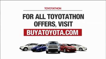 Toyota Toyotathon TV Spot, 'Amazing Deals' - Thumbnail 8