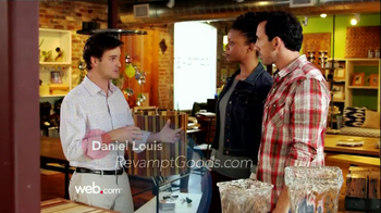 Web.com TV Spot, 'Small Businesses' - Thumbnail 4