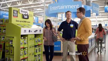 Walmart TV Spot, 'Straight Talk Wireless Savings' - Thumbnail 1