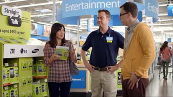 Walmart TV Spot, 'Straight Talk Wireless Savings' - Thumbnail 7