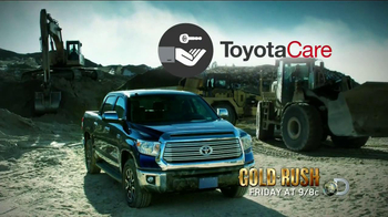 Toyota Care TV Spot, 'Gold Rush' - Thumbnail 9