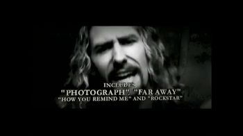 The Best of Nickelback Volume 1 TV Spot