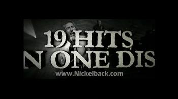 The Best of Nickelback Volume 1 TV Spot - Thumbnail 4