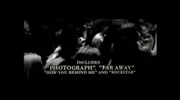 The Best of Nickelback Volume 1 TV Spot - Thumbnail 7