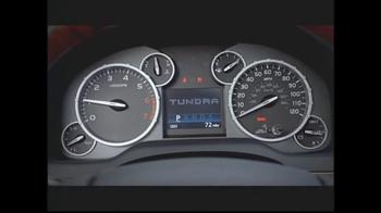 2014 Toyota Tundra TV Spot, 'More Than You'll Ever Need' - Thumbnail 1
