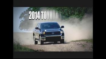 2014 Toyota Tundra TV Spot, 'More Than You'll Ever Need' - Thumbnail 4