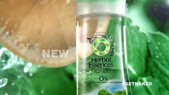 Herbal Essences Naked TV Spot - Thumbnail 4