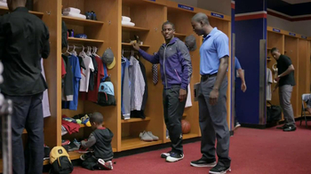 Kids Foot Locker TV Spot, 'Locker' Ft. Blake Griffin, Chris Paul - 428 commercial airings