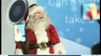 Samsung Galaxy Gear TV Spot, 'Santa's Secret' Song by Carly Rae Jepsen - Thumbnail 5