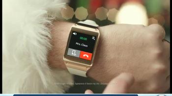 Samsung Galaxy Gear TV Spot, 'Santa's Secret' Song by Carly Rae Jepsen - Thumbnail 7