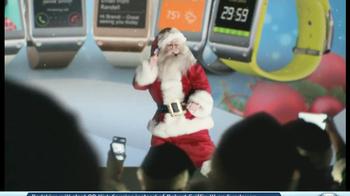 Samsung Galaxy Gear TV Spot, 'Santa's Secret' Song by Carly Rae Jepsen - Thumbnail 9