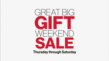 Great Big Gift Weekend Sale thumbnail