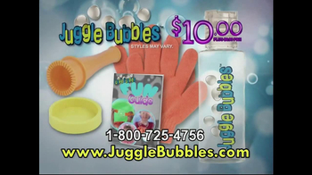 Juggle Bubbles TV Spot - Thumbnail 5