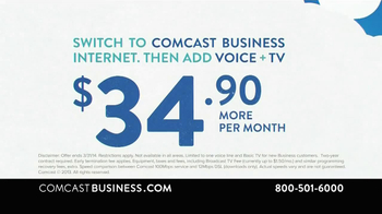 Comcast Business TV Spot, 'The Difference' - Thumbnail 4