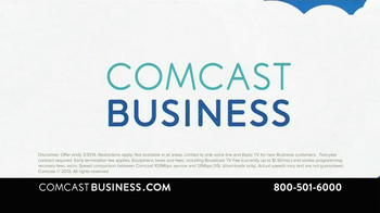 Comcast Business TV Spot, 'The Difference' - Thumbnail 5