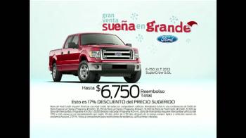 Ford Gran Venta Sueña en Grande TV Spot [Spanish] - Thumbnail 10