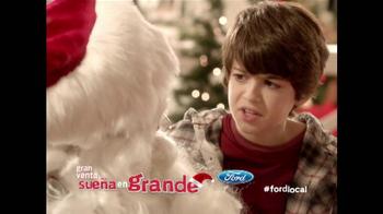 Ford Gran Venta Sueña en Grande TV Spot [Spanish] - Thumbnail 2