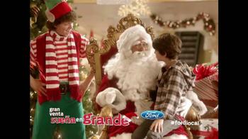 Ford Gran Venta Sueña en Grande TV Spot [Spanish] - 83 commercial airings