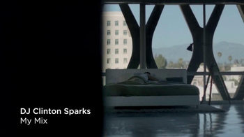 My Yahoo TV Spot, 'My Mix' Featuring DJ Clinton Sparks - Thumbnail 1