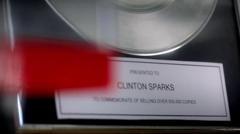 My Yahoo TV Spot, 'My Mix' Featuring DJ Clinton Sparks - Thumbnail 3