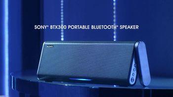 Sony BTX300 Portable Bluetooth Speaker TV Spot
