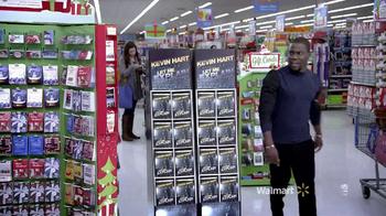 Walmart TV Spot, 'Last-Minute Shopping' Featuring Kevin Hart - Thumbnail 1