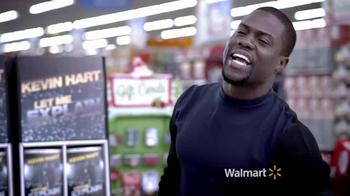 Walmart TV Spot, 'Last-Minute Shopping' Featuring Kevin Hart - Thumbnail 2