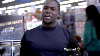 Walmart TV Spot, 'Last-Minute Shopping' Featuring Kevin Hart - Thumbnail 3