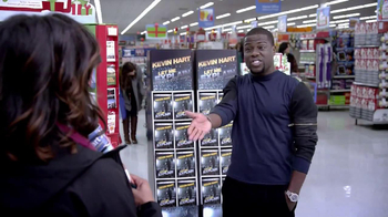 Walmart TV Spot, 'Last-Minute Shopping' Featuring Kevin Hart