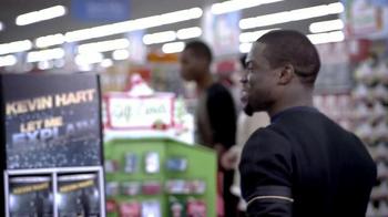 Walmart TV Spot, 'Last-Minute Shopping' Featuring Kevin Hart - Thumbnail 7