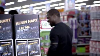 Walmart TV Spot, 'Last-Minute Shopping' Featuring Kevin Hart - Thumbnail 8