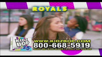 Kidz Bop 25 TV Spot - Thumbnail 5